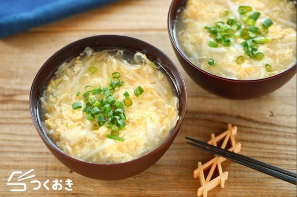 OLさんにおすすめ!簡単美味しいお弁当レシピ☆スープ5