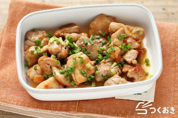 焼くだけ簡単な鶏もも肉レシピ☆お弁当6