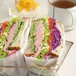 インスタ映えサンドイッチの作り方!おしゃれで分厚いボリュームサンドを家で再現♪