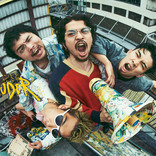 "King Gnu、日本初レッドブル・アーティストに決定&""Go Louder""プロジェクト始動 インタビューも公開に"