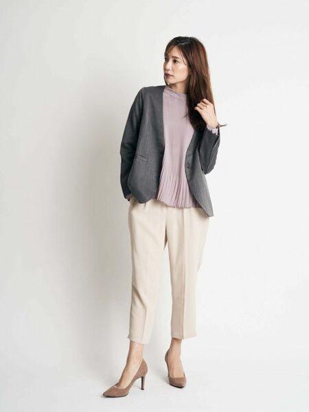 営業の女性に合う服装《パンツ》4
