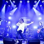 THE BACK HORNの音楽としっかり共鳴できた約90分、画面越しでも届いたライブハウスの熱狂をレポート