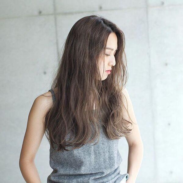 30代に似合う冬のパーマ【ロング】3