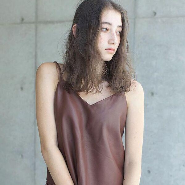 30代に似合う冬のパーマ【ミディアム~セミロング】4