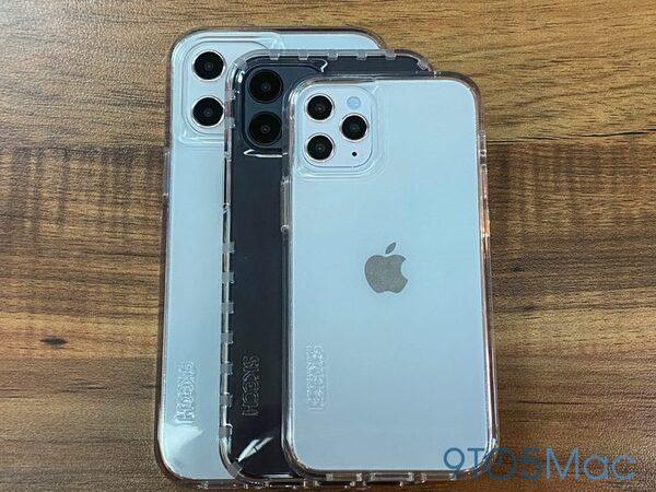 iPhone 12シリーズのダミーユニットと思われるボディの写真