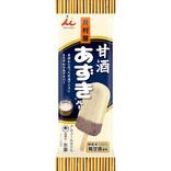 井村屋、「甘酒あずきバー」を期間限定販売