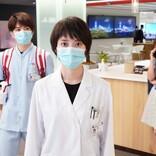 波瑠、マスク&白衣姿で『#リモラブ』クランクイン