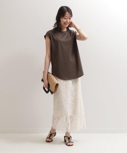 [Spick & Span] SLEEVELESS LONG Tシャツ2◆