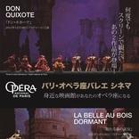 パリ・オペラ座バレエ シネマ2020 1月公開作品は『ドン・キホーテ』と『眠れる森の美女』に決定