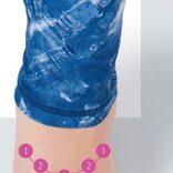 美しいおっぱいは足元から!? 胸のための足の歪み矯正トレ