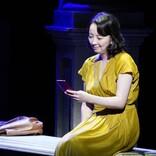 高橋由美子、コロナ禍での主演舞台開幕に「心から感謝」 孤独なバツイチ女性を熱演