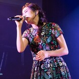 千眼美子、映画挿入歌を堂々と歌い上げるも「すごく緊張した」