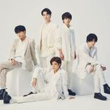 Sexy Zone 1年9ヶ月ぶりに5人で歌唱、松島聡復帰後初ステージは『THE MUSIC DAY』