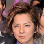 松岡充、特製マスクで熱唱した有観客ライブ振り返り「口先でチョロチョロ歌うやつには歌えない」
