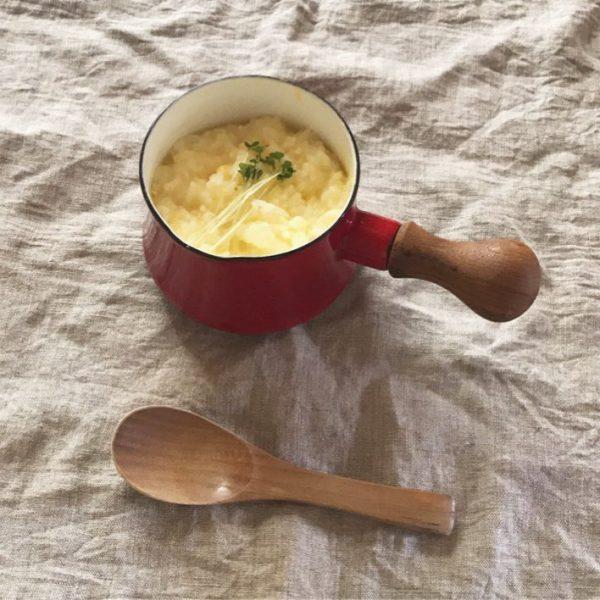 ほぼ卵だけのやさしい料理!卵粥