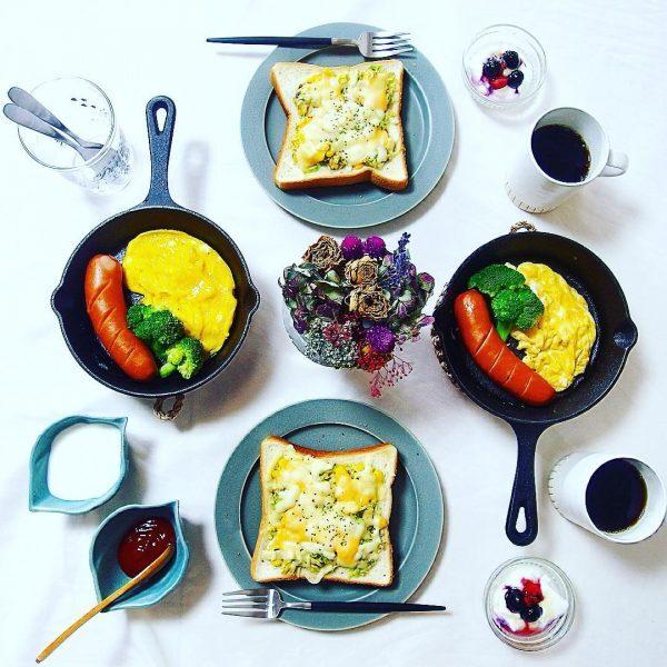 卵だけの洋風簡単レシピ!スクランブルエッグ