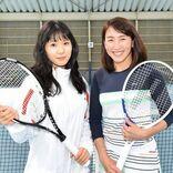 『おカネの切れ目が恋のはじまり』杉山愛がテニス指導「皆さんすごく吸収が早い」
