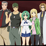 TVアニメ『ひぐらしのなく頃に』、園崎詩音ほかサブキャラクター情報を公開