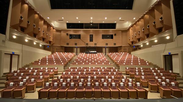 がらまんホール公演当日の客席 (撮影:トコイリヤ制作)