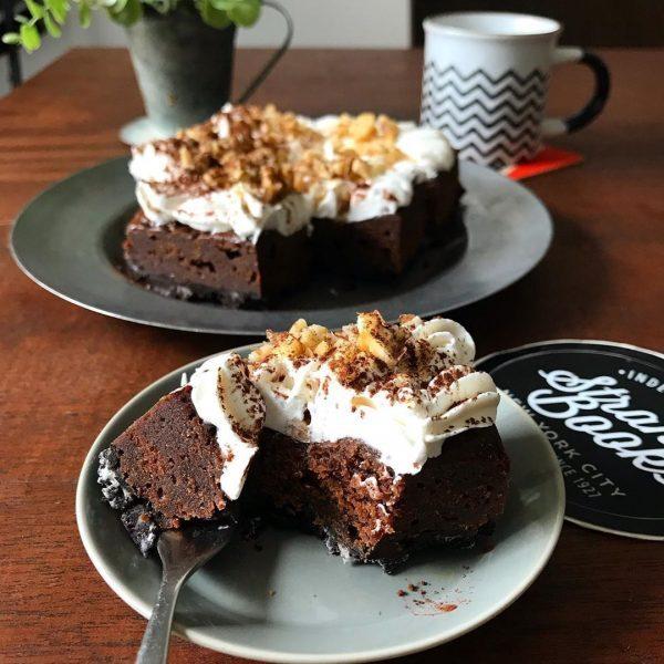 オーブンなしの濃厚お菓子!ショコラケーキ