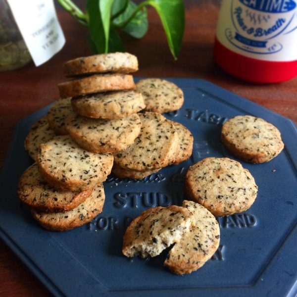人気のオーブンなしレシピ!紅茶クッキー