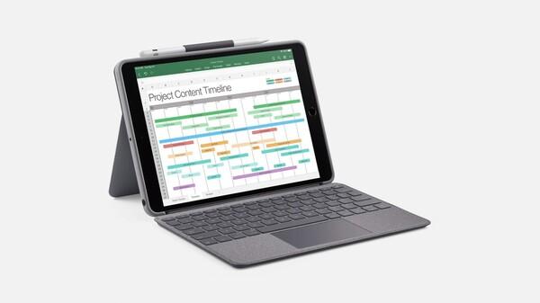 iPad第8世代とApple Pencilの画像
