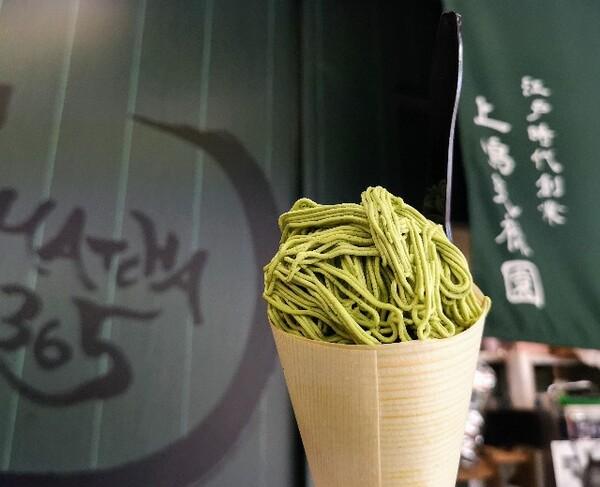 MATCHA365秋葉原店 1mmクリームアイス