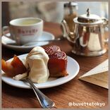 日比谷カフェ「Buvette(ブヴェット)」大人気タルトタタンをはじめとする絶品フレンチメニューを紹介!海外気分を満喫しよう♡
