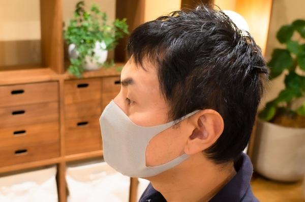 Xenoma トレーニングマスク(みんなやさしい布マスク)