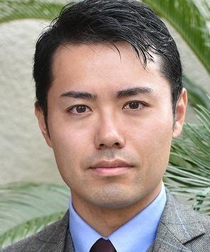 バーネット・ロイド役  中西良介