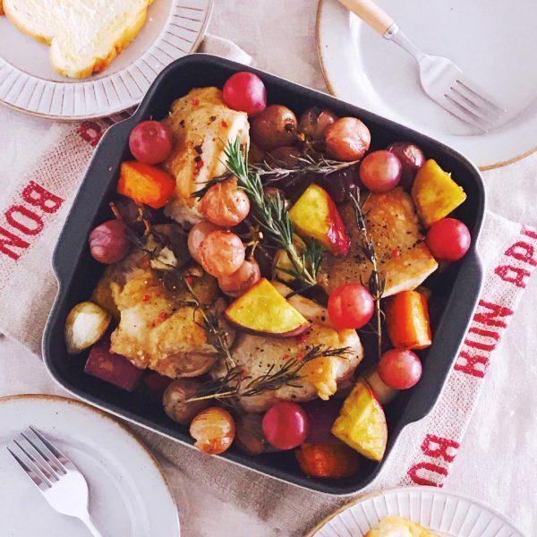 秋のおもてなし料理10