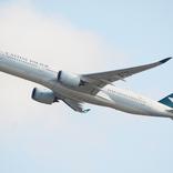 キャセイパシフィック航空、日本線週3便体制継続 10月末まで