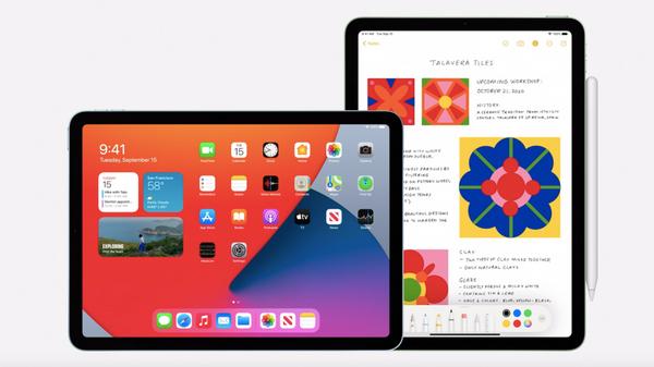 iPad Air(第4世代)とApple pencil(第2世代)