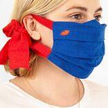 おしゃれマスクのコーデがステキ。マスクチェーンもインスタで話題に