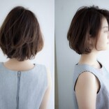 ふんわり美人ボブ3選! 小顔効果&色っぽさを叶えるヘア