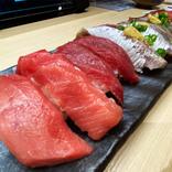 【最高グルメ】密かに高級回転寿司屋「廻転とやま鮨 銀座」が食べ放題やってた! 食べてきた! チャリできた!