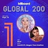 米ビルボードの新グローバル・チャートにおける地域ごとの割合を分析 J-POPは何曲チャート・イン?