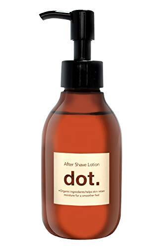 dot メンズ オールインワンローション アフターシェーブ【化粧水/保湿/ハリ ヒゲ剃り、脱毛、除毛後のケアに。】