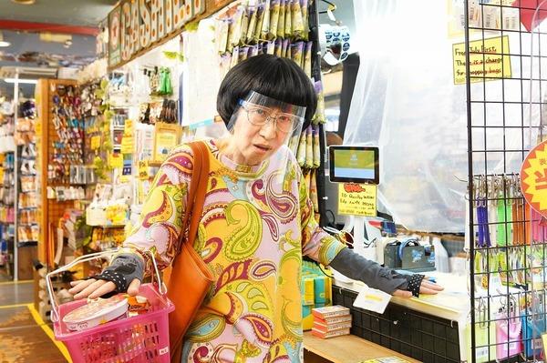 宍戸美和公 撮影:宮川舞子