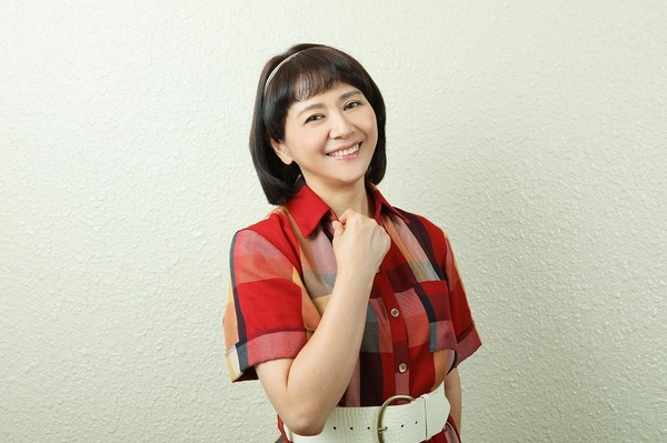 小泉今日子 撮影:宮川舞子