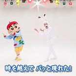 レキシ×クレヨンしんちゃん、映画主題歌の振付動画第2弾を公開