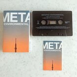 METAFIVE「環境と心理」カセットテープと新作Tシャツが限定販売