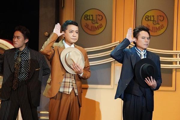 ミュージカルコメディ『Gang Showman』