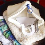 【イケア】ピラミッド型で衣類を大事にケアできる洗濯ネット「スリッブ」