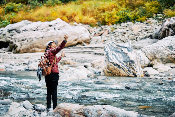 富山県黒部峡谷