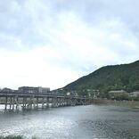 京都を代表する観光地、嵐山の現在。浴衣が激安で売られているワケ