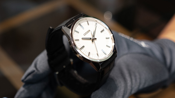 The CITIZEN Caliber 0100