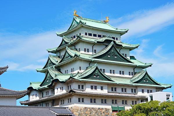 愛知県・名古屋城