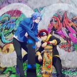 内海紘子×ボンズ!オリジナルアニメ『SK∞ エスケーエイト』、来年1月放送
