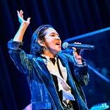 <ライブレポート>NOKKO、自身初の配信ライブをビルボードライブ東京で開催 「最高だね。ライブがやれて。」